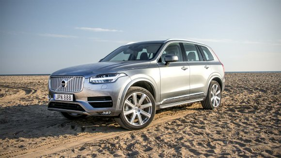 Easily Volvo's most anticipated premiere of the last few years, the full-size XC90 SUV is headed to dealerships this May ...