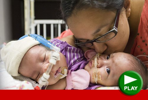 During the early morning hours of February 17, Elysse Mata sat holding her babies tightly, kissing them as tears ran ...