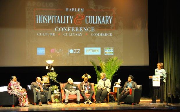 Harlem Pioneers panel (Kysha Harris photos)