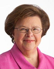 At Henderson's Wharf Inn in Fells Point, U.S. Senator Barbara A. Mikulski (D-Md.) announced she has decided not to run ...