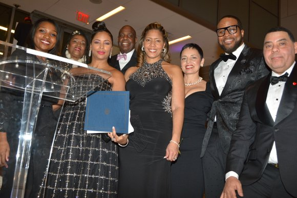 Harlem Haberdashery welcomed 325 attendees to their second Masquerade Ball to benefit Harlem Hospital Center's Pediatric Department Unit Saturday, Feb. ...