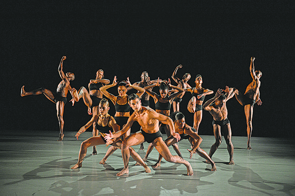 March 17, the Alvin Ailey Repertory Ensemble, better known as Ailey II, returns to the Joyce Theater with its first ...
