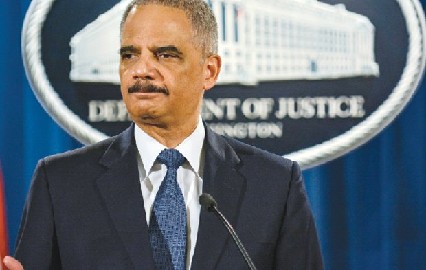 U.S. Attorney General Holder