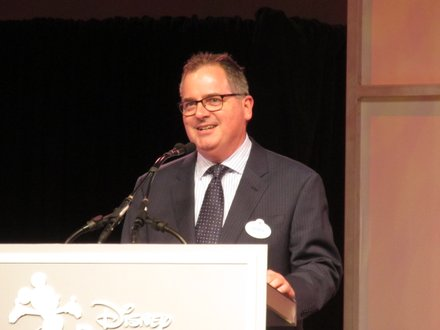 George Kalogridis, President, Walt Disney World