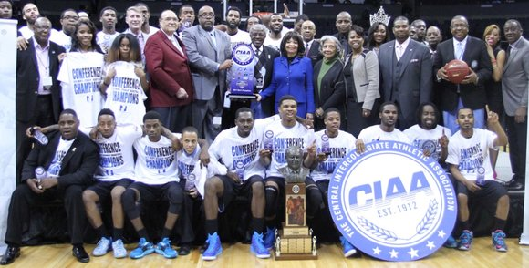 For decades, Livingstone College's Blue Bears were little more than commoners in CIAA basketball. Today, they're kings. In fact, the ...