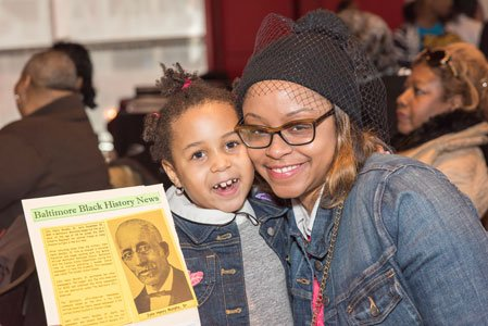 Verizon hosted its 6th annual Black History Month open house for guests of all ages at the Reginald F. Lewis ...