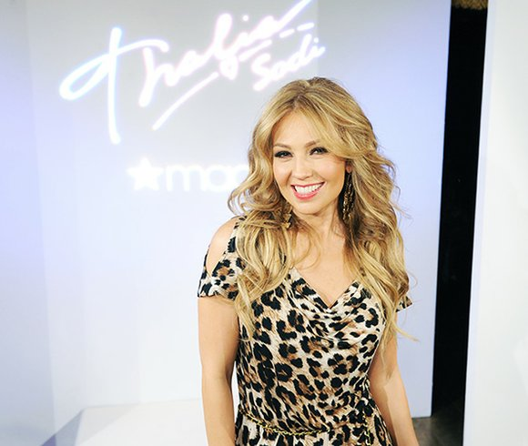 Macy's today announced the official launch of the Thalia Sodi collection, inspired by the internationally recognized singer, songwriter, entrepreneur, author ...