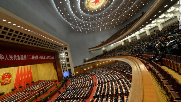 The wealth of China's lawmakers dwarfs that of their American counterparts. The 10 richest Chinese lawmakers are worth more than ...