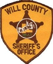 The Will County Coroner's Office is doing a fingerprint check to determine the identity of the victim, whose death is ...