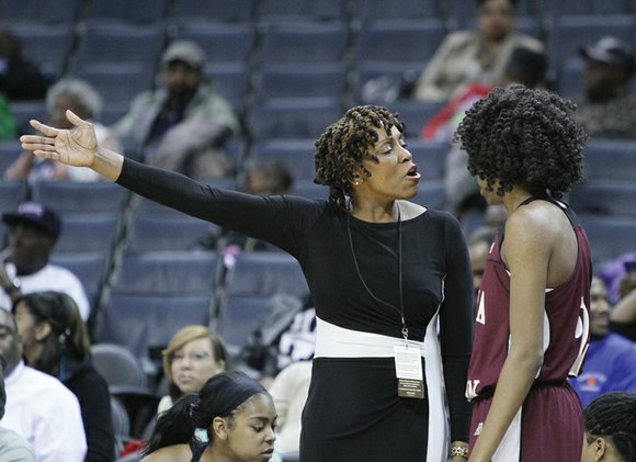 Barvenia Wooten-Cherry has resigned after five seasons as Virginia Union University women's basketball coach. Her Lady Panthers were 9-18 overall ...