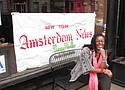 New York Amsterdam News editor Nayaba Arinde will be at Therapy Wine Bar in Brooklyn until 5pm today.