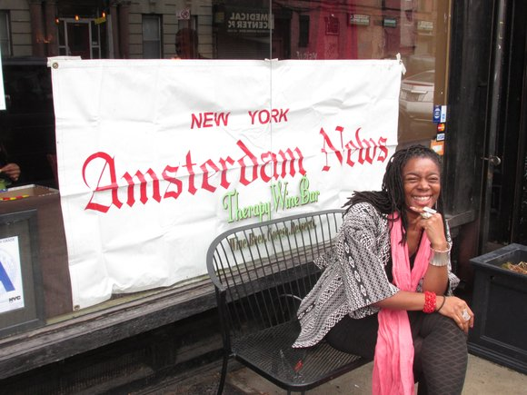 """Therapy Wine Bar is hosting """"Coffee With Nayaba Arinde"""" Saturday, March 14, from 1 p.m. to 5 p.m. Arinde, who ..."""