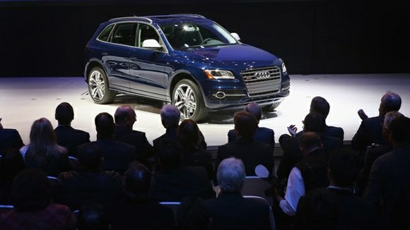 The car, an Audi SQ5, will be equipped with all manner of autonomous driving technology, including radar, high-end microprocessors, and ...