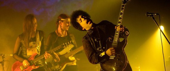 """Prince's surprise tour, """"Hit & Run,"""" kicks off in Louisville, Kentucky, but just ahead of the start, he released a ..."""