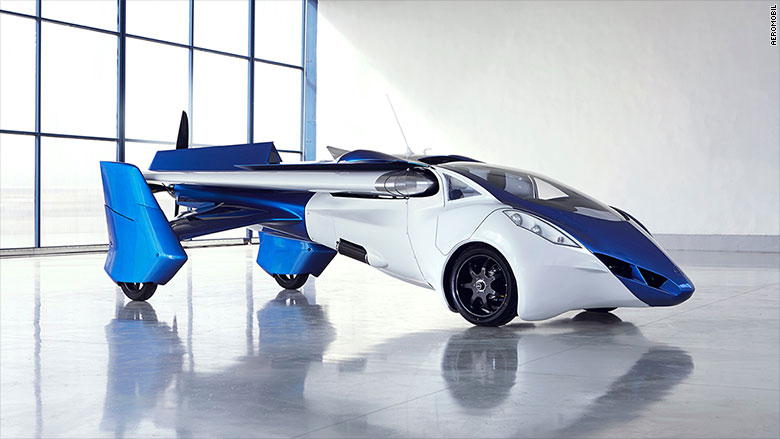 This Flying Car Will Be Ready For Take Off In 2017 Houston Style Magazine Urban Weekly Newspaper Publication Website