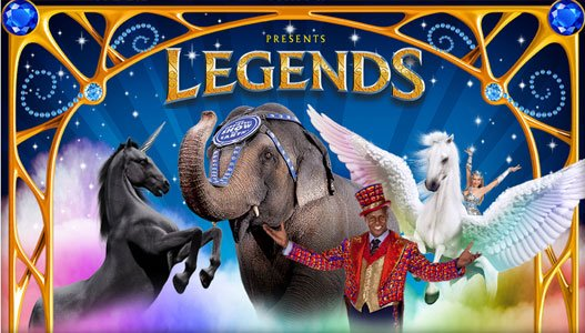 """The circus is coming to town— the """"Greatest Show on Earth"""" hits the Royal Farms Arena beginning on Wednesday, March ..."""
