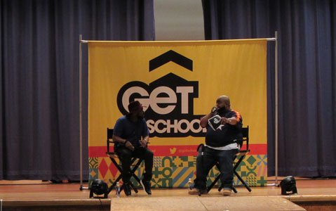 The challenge is to get students to attend school. The bigger challenge is to find ways to do this. Comcast ...