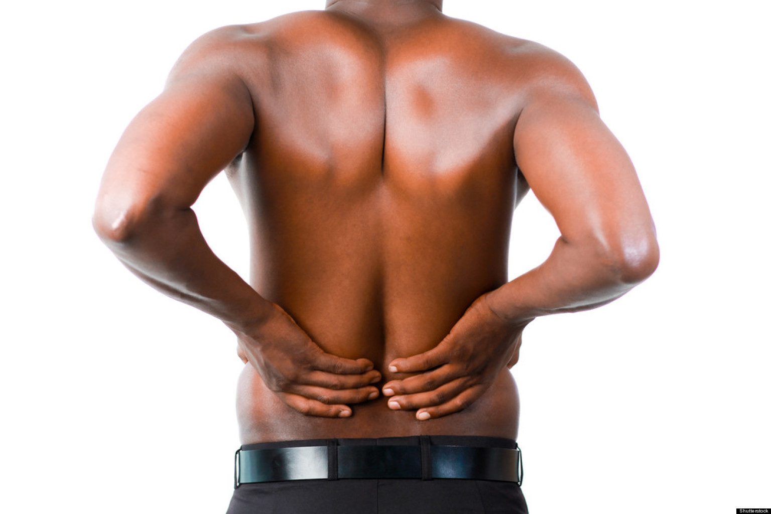 Silver Cross Holding Free Program On Lower Back Pain The