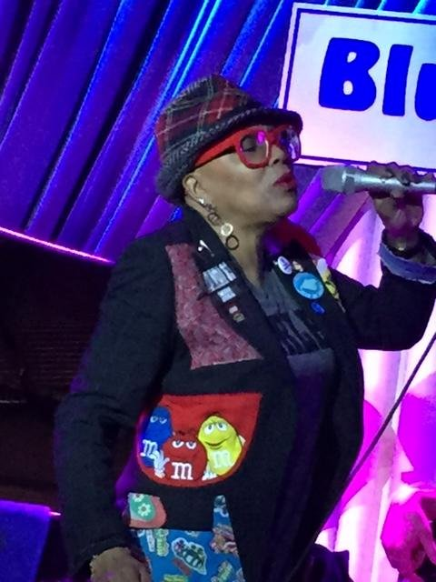 During her recent engagement at the Blue Note, it became evident Dee Dee Bridgewater is the most dynamite female jazz ...