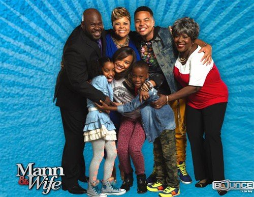 "eal-life husband and wife team David Mann (""Madea's Big Happy Family"") and Tamela Mann (""Sparkle"") are reuniting on screen as ..."