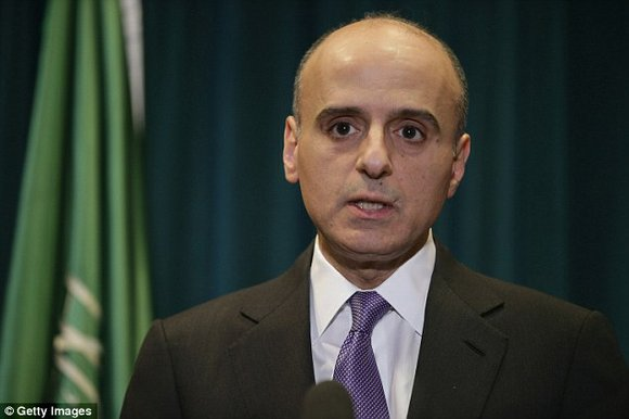 """""""This is not something we would discuss publicly,"""" Ambassador Adel Al-Jubeir said on """"The Situation Room."""" Later, when pressed, he ..."""