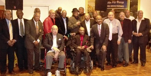 The Baltimore Alumni of Alpha Phi Omega Fraternity event