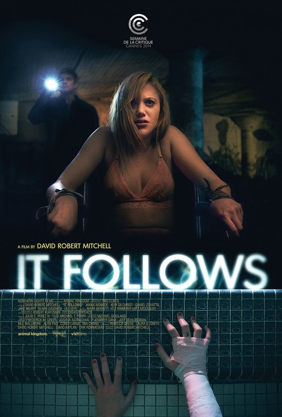 It Follows is a small budget, restricted released film that is garnering a lot of excitement lately. Directed by Robert ...