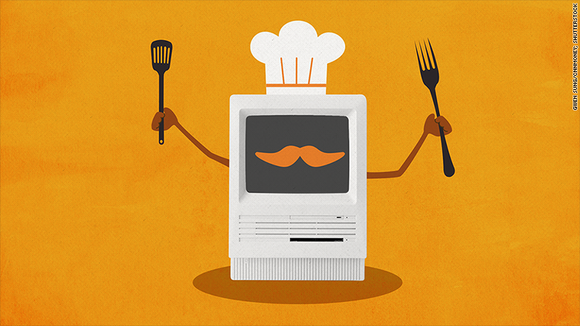 That sciencey-sounding gobbledygook probably doesn't mean much to you, but it means a lot to Chef Watson, IBM's cognitive computer.