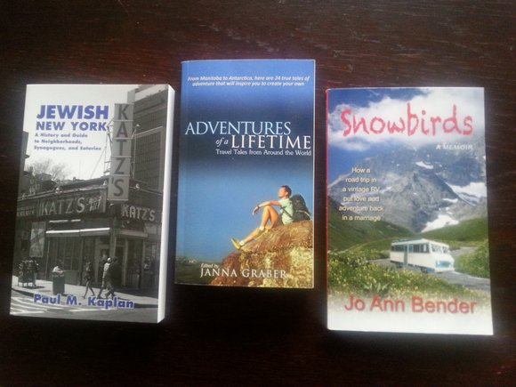 This week, Lysa Allman-Baldwin discusses travel guides for travelers of all kinds.