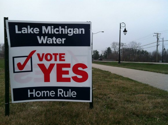 The Shorewood Village Board plans to use the broader powers to start the process of building a pipeline to access ...