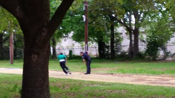 A South Carolina officer has been charged with murder after a video surfaced that appears to show him shooting an ...