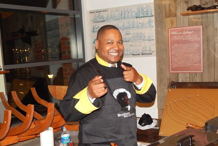 On Saturday, May 2, 2015, Baltimore foodies can bring their appetites to the 5th Annual Brothers Who Can Cook tasting ...