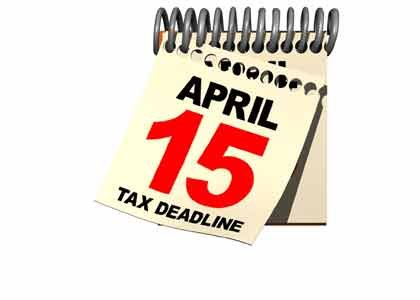 With the tax-filing deadline less than a week away, Comptroller Peter Franchot urges taxpayers who have yet to submit a ...
