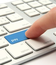 The city of Lockport has added a pay online option for residents to pay their water bill.