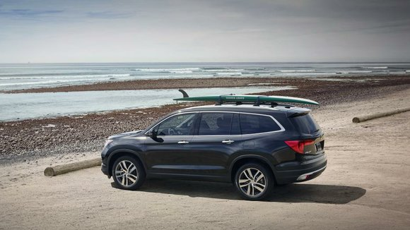First, powertrain. The 2016 Pilot family keeps it simple with one engine: A 3.5-liter naturally aspirated SOHC V6 that produces ...