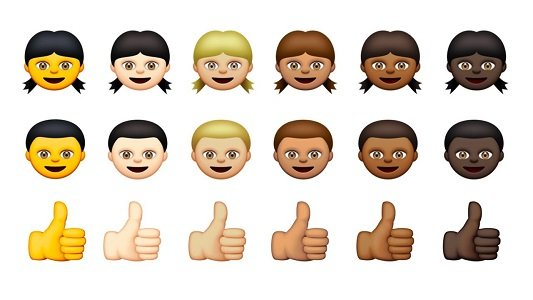 The new emojis are here! On Thursday, Apple released a new version of its mobile operating system that includes more ...