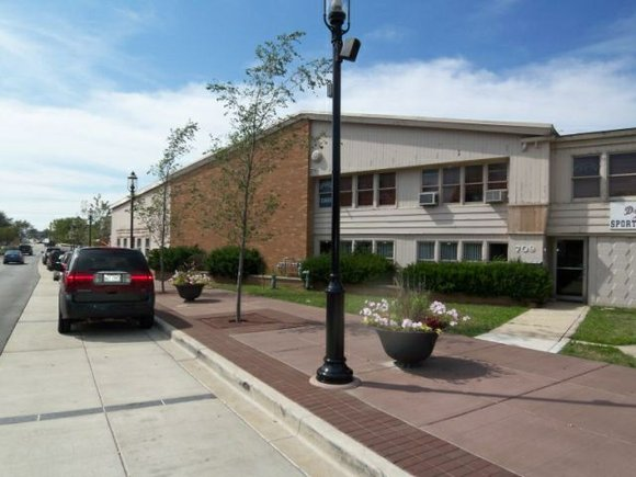 New owner Paul Wojcieszak said he plans to use a portion of the renovated building for his company headquarters and ...