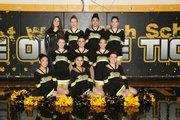 Joliet West Varsity Competitive Dance Team