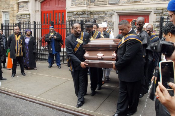 Two days of ceremonies at Harlem's Abyssinian Baptist Church last week allowed associates, comrades, family and friends of acclaimed Kemetaphysician ...