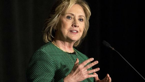 Hillary Clinton on Tuesday backed Joe Manchin's plan to tax opiods, telling the West Virginia senator that his call to ...