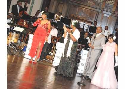 Produced by Tom Saunders of Renaissance Productions and Tours and the Greater Baltimore Urban League, the musical tribute celebrating Billie ...
