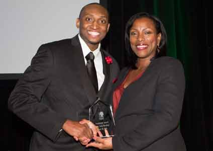 Ava E. Lias-Booker, managing partner of McGuireWoods' Baltimore office, received the Trailblazer in Excellence and Diversity Award at the 2015 ...