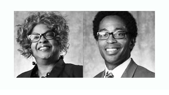 Two black candidates were among three people elected to the Ferguson City Council on April 7, tripling African-American representation in ...