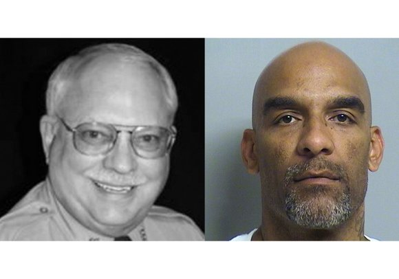 A white reserve sheriff's deputy in Oklahoma was charged with manslaughter Monday in the death of a black man who ...