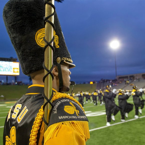 "Lifetime premieres its newest reality series ""Bama State Style"" featuring the Alabama State University Mighty Marching Hornets."