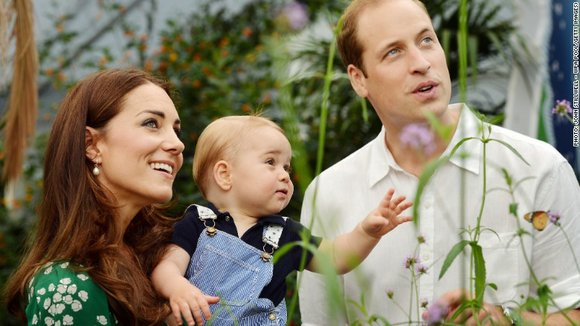 The Duke and Duchess of Cambridge are expecting their second baby to arrive any day now, and Alice has emerged ...