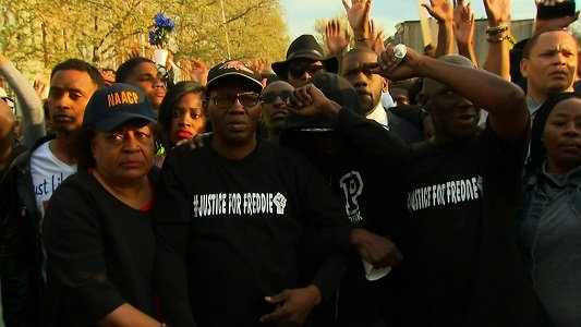 The emotions are raw and protests are growing in Baltimore, where a community wants answers in the death of Freddie ...