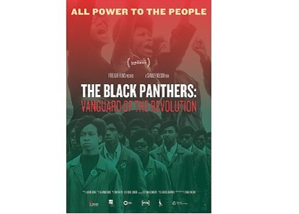 The Black Panthers: Vanguard of the Revolution, the first feature-length film to focus on the origin and downfall of the ...