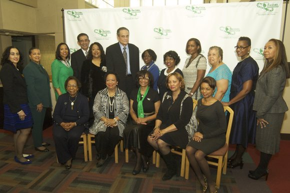 The Greater New York chapter and the Philadelphia chapter of the Links commemorated the social activism of the Links founding ...