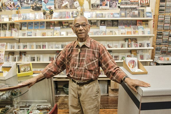 "When Barksdale ""Barky"" Haggins opened Barky's Record Shop in 1956 in Downtown, some people were determined to see he didn't ..."